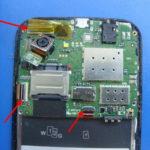 Ремонтируем кнопку DNS S4505